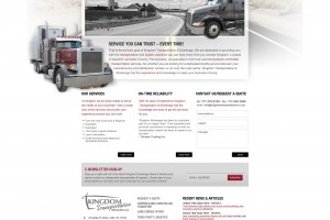 Kingdom Transportation & Brokerage