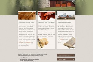 Mid-Atlantic Timber Frame